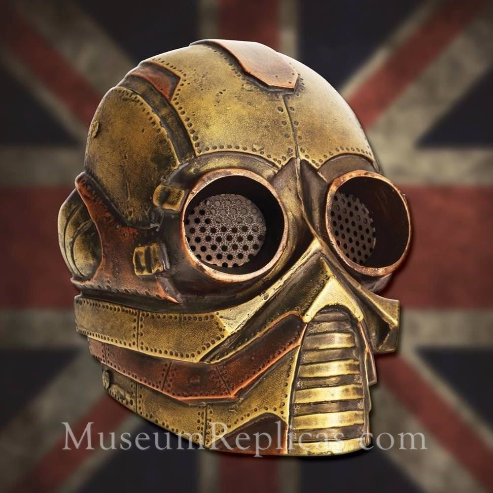 2_17_18 #CastleDeal #DealoftheDay The Steampunk Version II Fiberglass Mask is on sale today for $75! Down from $125!.jpeg